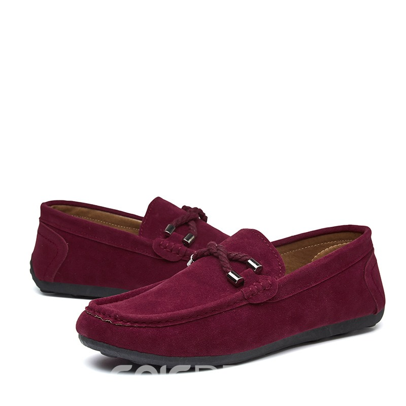 Ericdress Trendy Moccasin-Gommino