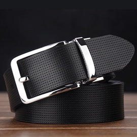 Ericdress Korean Men's Plaid Belt