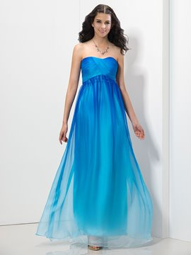Ericdress Sweetheart A-Line Gradient Prom Dress