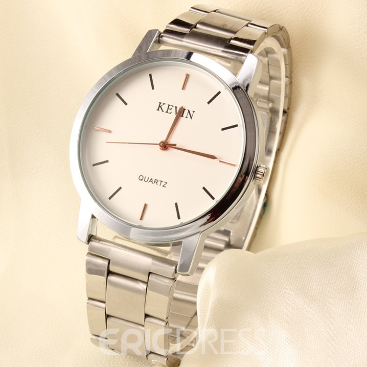 Ericdress Simple Dial Men's Watch