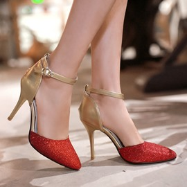 Ericdress Fashion Patchwork Prom Shoes