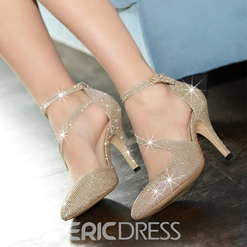 Ericdress Amazing Pointed-toe Prom Shoes