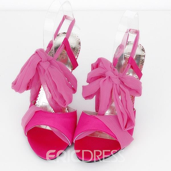 Ericdress Sexy Crossed-Strap Stiletto Sandals