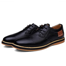 Ericdress Elastic Lace up Men's Oxfords
