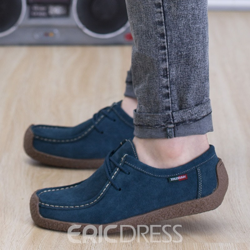 Ericdress Low Cut Men's Casual Shoes