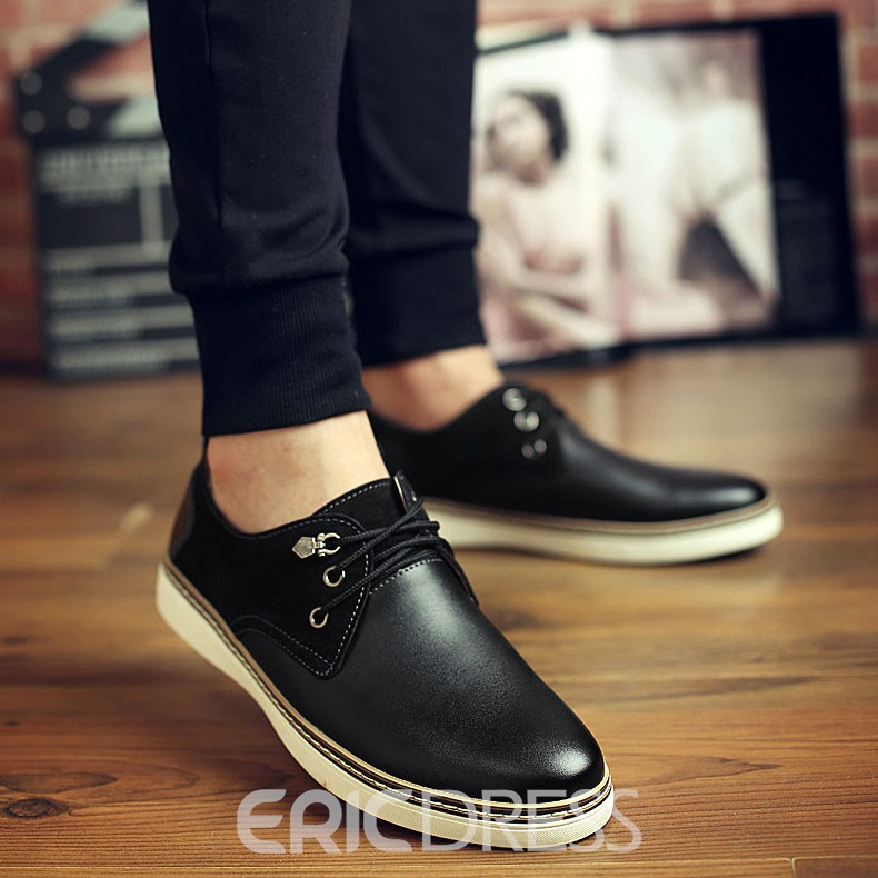 Ericdress Classic Lace-Up Oxford