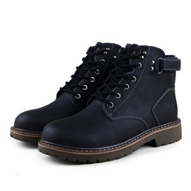 Ericdress Men's Casual Martin Boots