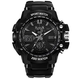 Ericdress Water Resistant Sports Digital Watch