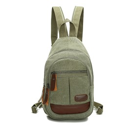 Ericdress Leisure Unisex Cycling Canvas Backpack