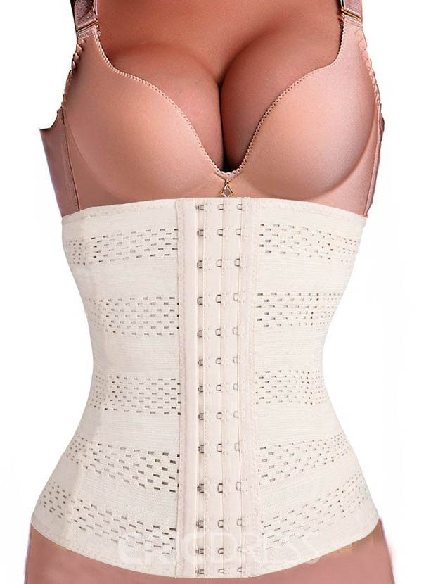 Ericdress Waist Trainer Plain Simple Design Slim Women Corset