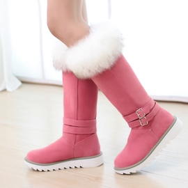 Ericdress Knee High Snow Boots