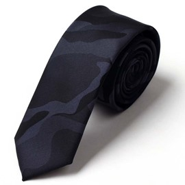 Ericdress Irregular Camouflage Pattern Army Style Men's Tie