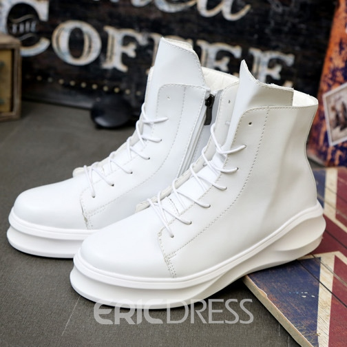 Ericdress Fashion Mens Martin Boots