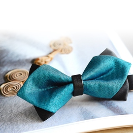 Ericdress Exquisite Double Layer Men's Bow Tie