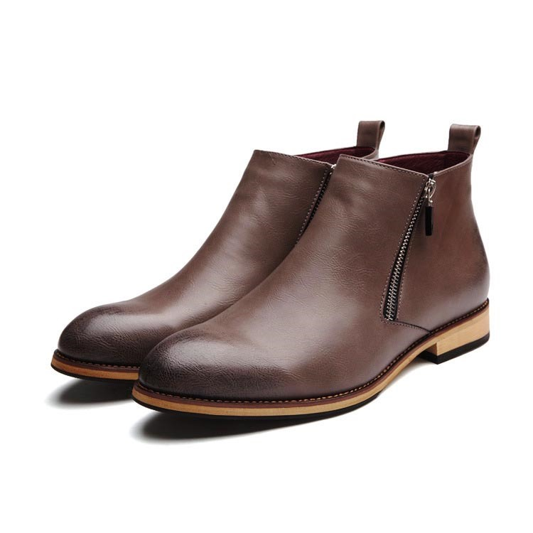 Ericdress PU Men's Ankle Boots
