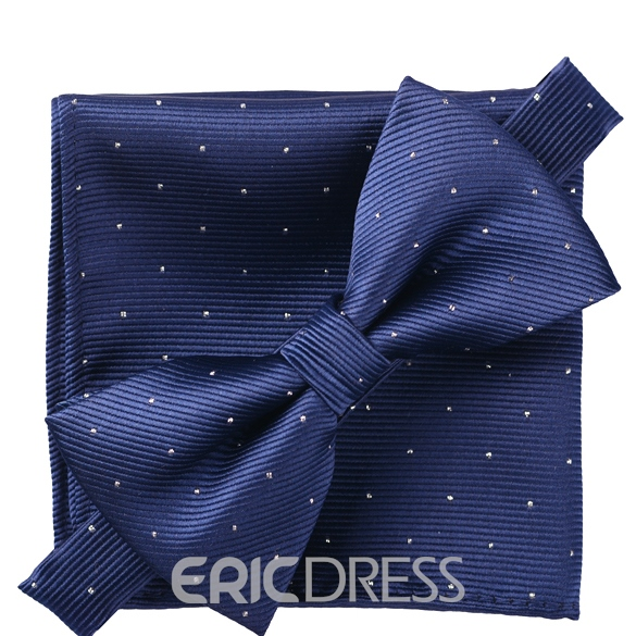 Ericdress Graceful British Style Men's Bow Tie