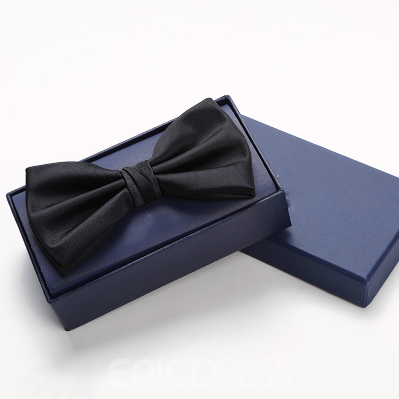 Ericdress Gentle Men's Necessary Bow Tie