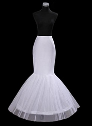 Ericdress Tulle Mermaid Wedding Petticoat фото