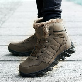 Ericdress Outdoor Men's Warm Snow Boots