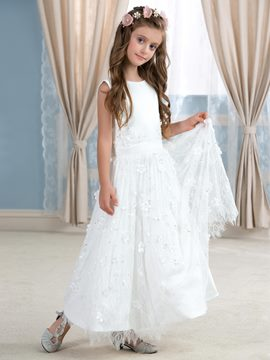 Ericdress Beautiful Jewel A Line Lace Wedding Dress