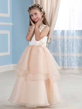 Ericdress Classic A Line Flower Girl Dress