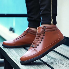 Ericdress Casual Lace up Men's Shoes