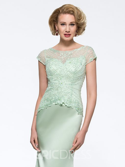 Ericdress Lace Mermaid Mother of the Bride Dress