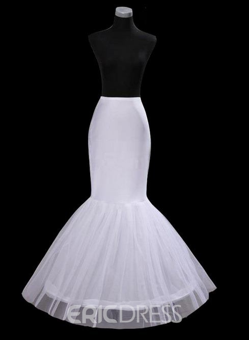 Ericdress Tulle Mermaid Wedding Petticoat
