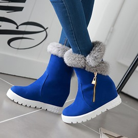 Ericdress Wedge Snow Boots