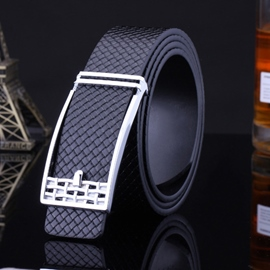 Ericdress Men's Weaved Pattern Belt