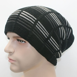 Ericdress Winter&Autumn Knitting Wool Warm Men's Hat