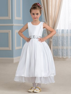 Ivory Flower Girl Dresses Macys -EricDress.com