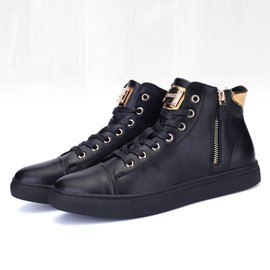 Ericdress Punk Lace up Sneakers