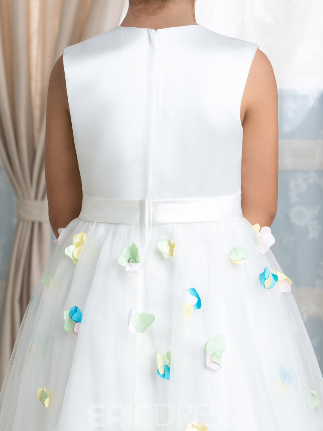 Ericdress Charming A Line Flower Girl Dress