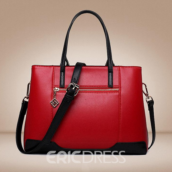 Ericdress Europeamerica Crocodile Pattern Handbag