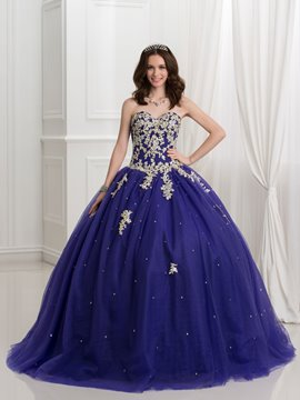 ericdress Schatz Appliques Kleid Sicken Ball quinceanera