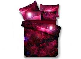Ericdress Marvellous Spectacle 3D Bedding Sets