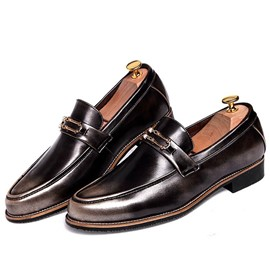 Ericdress Splendid Slip on Men's Oxfords