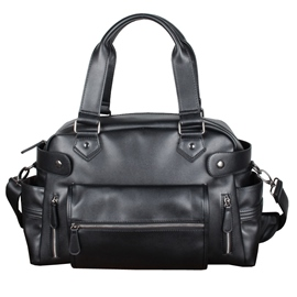 Ericdress PU Plain Fashion Men's Tote Bags