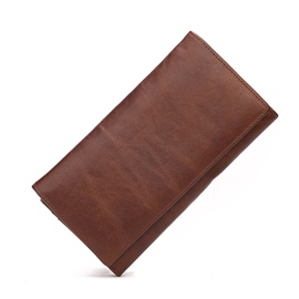 Ericdress Vintage Cowhide Men's Wallet