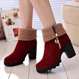 Ericdress European High Heel Boots