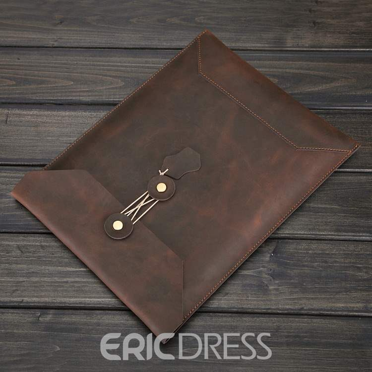 Ericdress PU Versatile Rectangle European Men's Bags