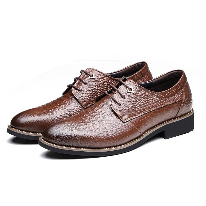 Ericdress Chic Point Toe Mens Oxfords 11614009