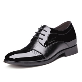 Ericdress Luxurious Office Point Toe Men's Oxfords