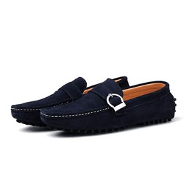Ericdress Spring Suede Men's Moccasin-Gommino