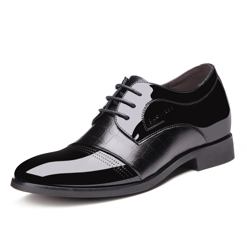 Ericdress Luxurious Office Point Toe Mens Oxfords 11614011