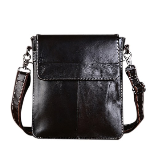 Ericdress European Plain Thread Men's Shoulder Bags