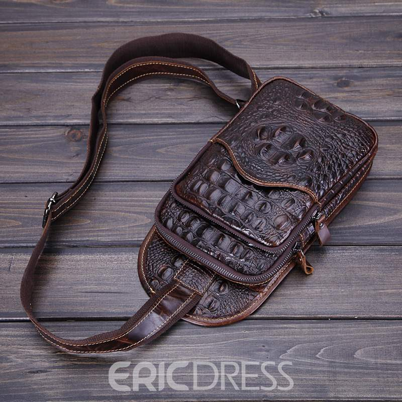 Ericdress Men Thread European Sling Bags