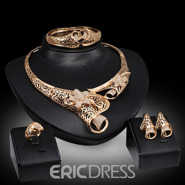 Ericdress Upscale Banquet Jewelry Set