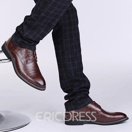 Ericdress Cool Office Men's Oxfords